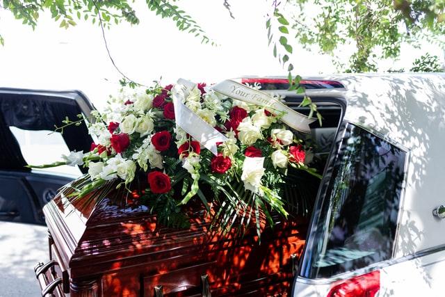 Wiązanka pogrzebowa Nowa Huta