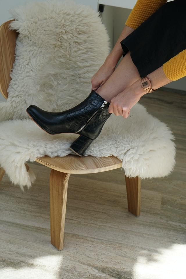 Buty komfortowe Axel